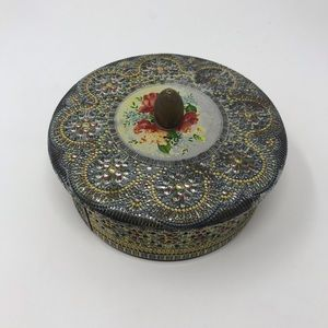 ‼️LAST CHANCE‼️ Vintage Decorative Mosaic Mini Tin